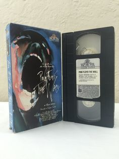 Pink Floyd The Wall Original Rock Move MGM Home Video M400268 VHS Tape 1982 VHS Hi-Fi Stereo Videophonic by NostalgiaRocks