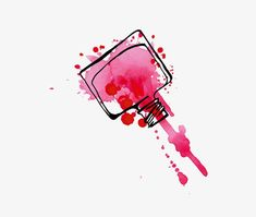 Nail Polish, Hand Painted, Cosmetic, Beauty PNG and Vector Manicure Quotes, Nail Quotes, Diy Manicure, Salon Quotes, Vn Nails, Nail Salon Design, Nail Logo, Nail Polish, Instagram Nails