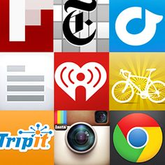 The 100 Best iPhone Apps - if you're an app kind of person!
