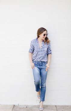 Gingham // A Dash of Details