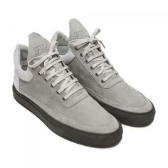 All Models : Low Top Steel Back Grey | Filling Pieces