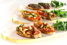 Tantalizing Bruschetta