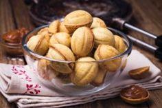 XITROVANIA: Простой десерт: орешки со сгущенкой