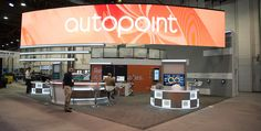 """When Autopoint came to us requesting a large LED wall that could really """"pop"""" in the forest of signage…."""