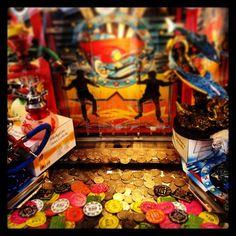 #verslaafd #coinpusher #kermis
