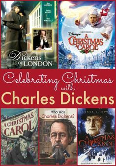 Celebrating Christmas in Your Homeschool with Charles Dickens