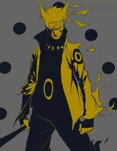 Naruto Sage of Six Paths Mode