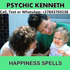 Spiritual Psychic Healer Kenneth consultancy and readings performed confidential for answers, directions, guidance, advice and support. Please Call, WhatsApp. Spiritual Love, Spiritual Guidance, Spiritual Healer, Pregnancy Spells, Happiness Spell, Psychic Love Reading, Free Love Spells, Medium Readings, Bring Back Lost Lover