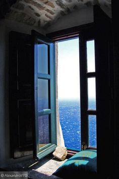 Amorgos Island, Greece, photo via renewal