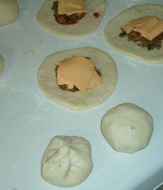 Juustohampurilais-pitsapallerot
