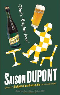 Saison DUPONT   Belgian Farmhouse Ale