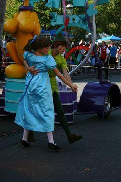A Street Party ~ Disneyland Disneyland World, Disneyland Paris, Peter And Wendy, Peter Pan, Disney Land, Disney Parks, Princess Party, Disney Princess, Pixie Hollow