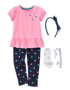 Gentle Girls Cheetah Minnie Shirt Tutu Set Nwt 12-18 Mo Cool In Summer And Warm In Winter Girls' Clothing (newborn-5t)