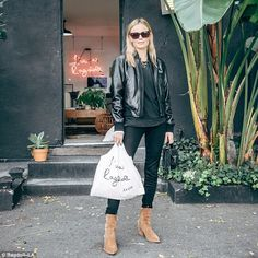 'It' girl: Ragdoll is one of Kate Bosworth's go-to brands to shop...