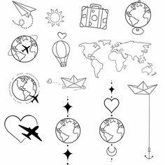 Art Discover ml/ - # automatic - Kleine Tattoos - Tattoo-Ideen Kritzelei Tattoo Doodle Tattoo Tattoo Shop Tattoo Drawings Tattoo Flash Pixel Tattoo Text Tattoo Lotus Tattoo Mini Tattoos Kritzelei Tattoo, Doodle Tattoo, Tattoo Shop, Tattoo Drawings, Pixel Tattoo, Tattoo Flash, Text Tattoo, Lotus Tattoo, Samoan Tattoo