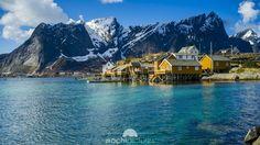 Fotografía Reine, Lofoten islands por MOCHI Francois en 500px