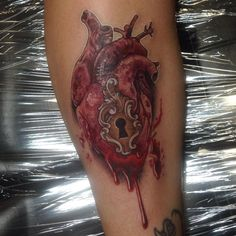 keyhole heart tattoo - Google keresés