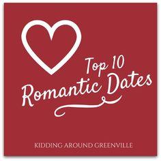 Date ideas greenville nc