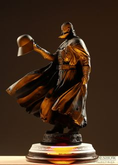 Is This the Coolest Darth Vader Statue Ever?