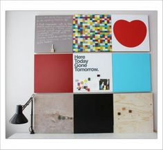 Cool Magnetic Notice Boards For Kids By Kotonadesign | Kidsomania