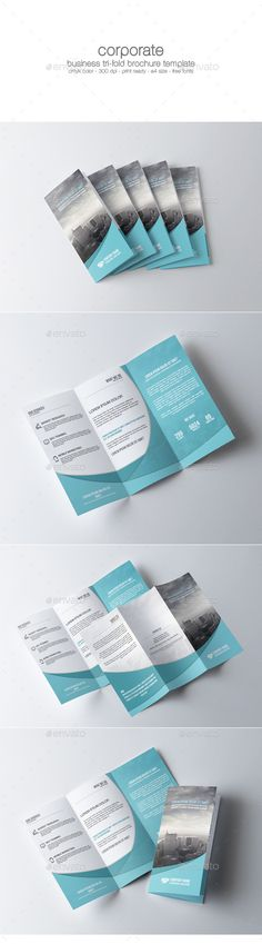 Corporate tri-fold brochure template which is i design for Graphicriver. This template for sale.Specification:A4 Paper Size300 DPI ResolutionCMYK Color Mode.// For download this template -    http://goo.gl/LlNfs2