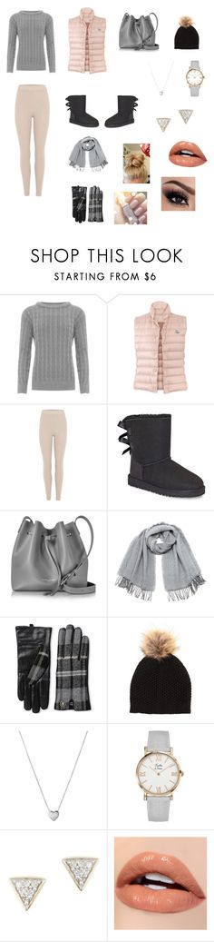 """""""Untitled #19"""" by haydenrh ❤ liked on Polyvore featuring WearAll, Moncler, adidas Originals, UGG, Lancaster, Vero Moda, Tommy Hilfiger, Links of London and Adina Reyter"""