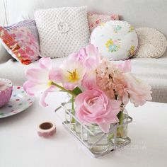 Pretty Spring Flowers | About the House