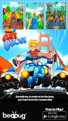Get Ghost is a Live!!! https://play.google.com/store/apps/details?id=com.rebelcrew.ghostrider