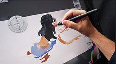 En este curso de Domestika Gonzalo Cordero –ilustrador, animador y motiongrapher– te enseñará a realizar una rotoscopia, una técnica de animación que consiste en re-dibujar o calcar fotograma a fotograma un clip de vídeo que sirve como referencia.  Aprende a dibujar sobre imagen real con Photoshop, Art Rage y After Effects