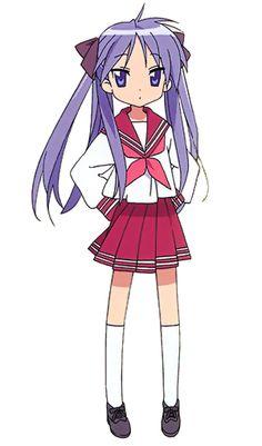 Kagami Hiiragi from Lucky Star