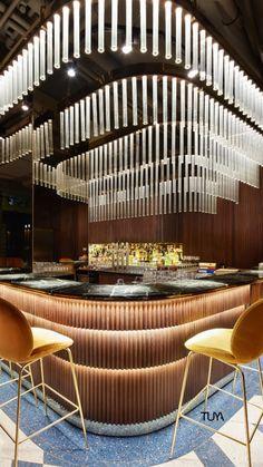 Interior Desing, Restaurant Interior Design, Opera House, Lights, Detail, Building, Buildings, Lighting, Light Fixtures