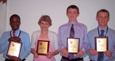 Optimist Clubs of Racine announces winners of Oratorical Zone Contest