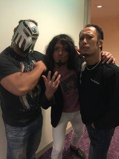 Cyber Kong, YAMATO & Punch Tominaga