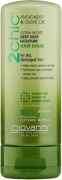 Giovanni Avocado & Olive Oil Ultra-Moist Deep Deep Moisture Hair Mask Ulta.com - Cosmetics, Fragrance, Salon and Beauty Gifts