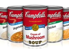 Save on Campbell's Soup!