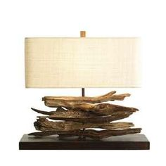 Have the lamp, want to do with driftwood!