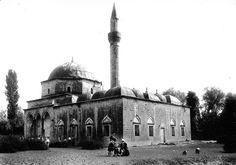 Xhamia e plumbit, Shkodër (Koleksioni Marubi)