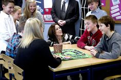 Crown Princess Mary, as patron participates in the Danish Refugee Council's marking of Childs Rights Convention 25th anniversary.20/11/2014