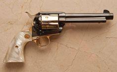 ❦ Colt .45 Caliber Single Action Arizona Territorial Centennial Revolver Sold for $3,163
