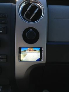 Finally got my backup camera installed. - Ford Forum - Community of Ford Truck Fans 2011 Ford F150, Ford F150 Fx4, F150 Truck, Pickup Trucks, F150 Lifted, Ford Raptor, Ford F150 Accessories, Truck Accessories, Ford F250 Diesel