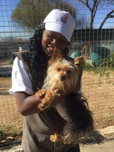 We became the voice for those who cannot speak for themselves. Sandton SPCA on Mandela Day.