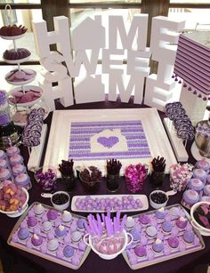Home Sweet Home Party - perfect for either a shower or house warming