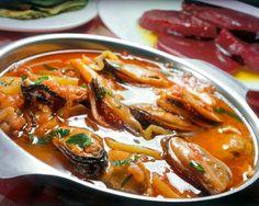 Greek Mussels Saganaki recipe (Midia Saganaki)-2 - My Greek Dish