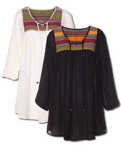 SoulFlower-NEW! Tequila Kurta-$38.00 #boho #summer #fashion