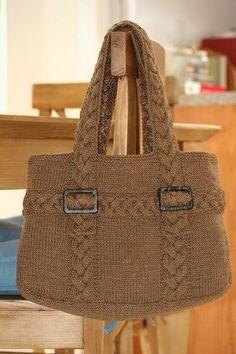 Crochetcetera e tal: Que mulher não adora bolsas?