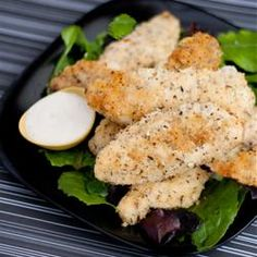 """Grain-Free Chicken Tenders 
