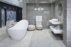 Soft Colors, Colours, Vintage Romance, Bathroom Designs, Bathroom Inspiration, Design Ideas, Interior Design, Home Decor, Design Interiors