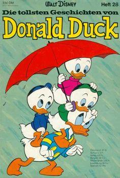 Die Tollsten Geschichten von Donald Duck 28 1970s Cartoons, Disney Cartoons, New Ducktales, King Koopa, Donald Duck, Looney Tunes Bugs Bunny, Duck Tales, Daffy Duck, Magazines For Kids