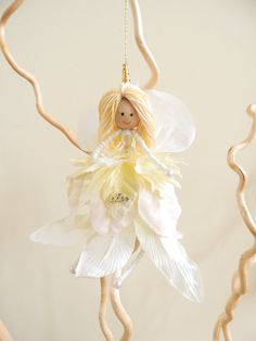 Hey, I found this really awesome Etsy listing at https://www.etsy.com/listing/213990363/christmas-decoration-fairy-ornament