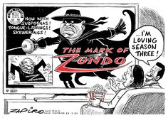 Political Satire, Im In Love, True Stories, Movie Posters, Fictional Characters, South Africa, Cartoons, Cartoon, Film Poster